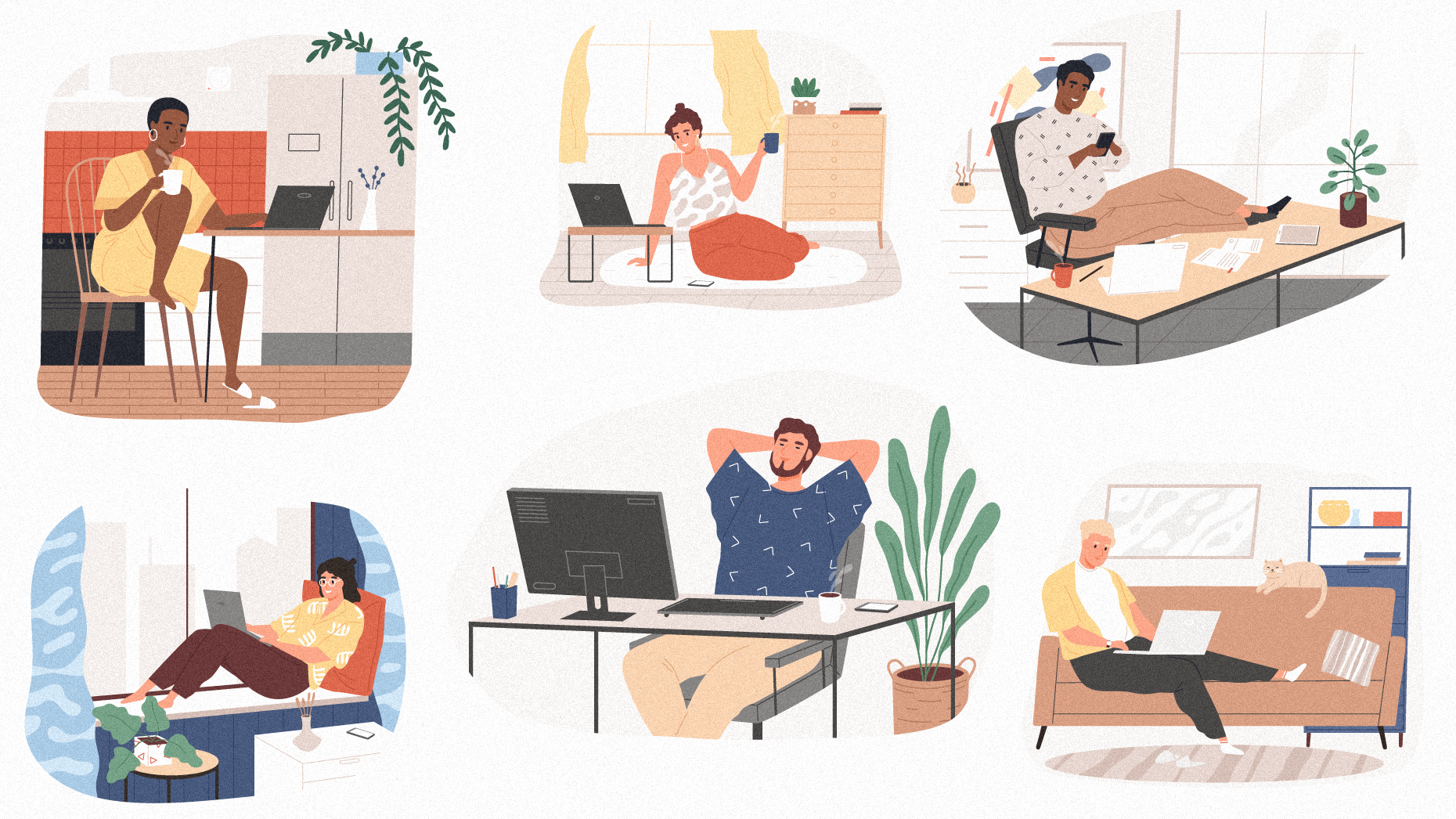How to Build a Work-From-Home Team Machine