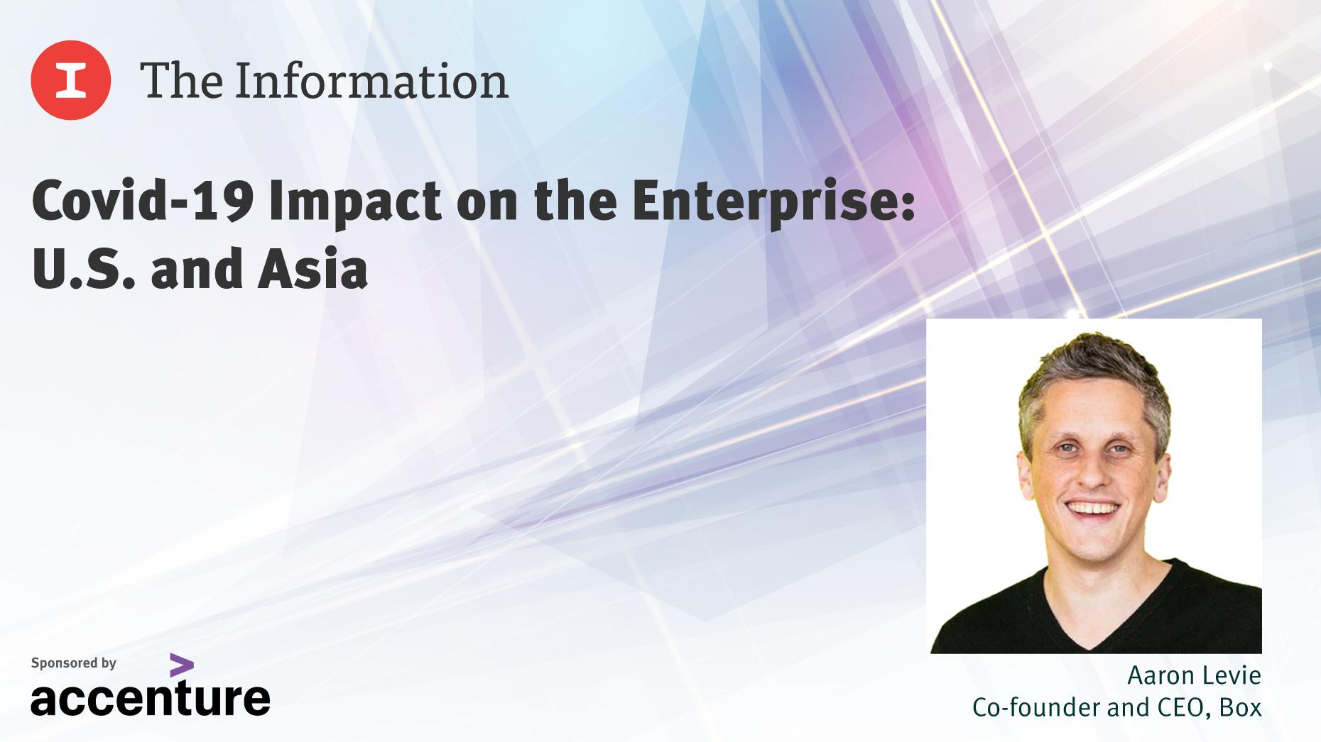 Covid-19 Impact on the Enterprise: U.S. and Asia