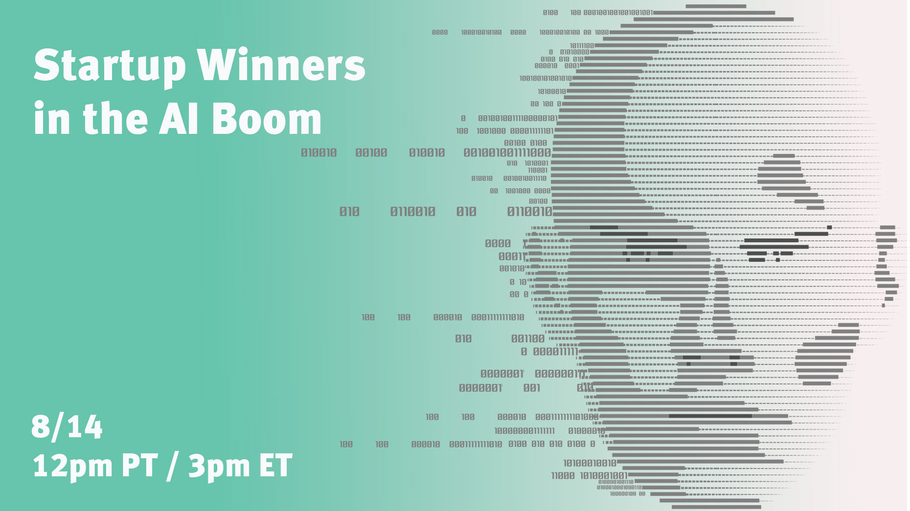Startup Winners in the AI Boom