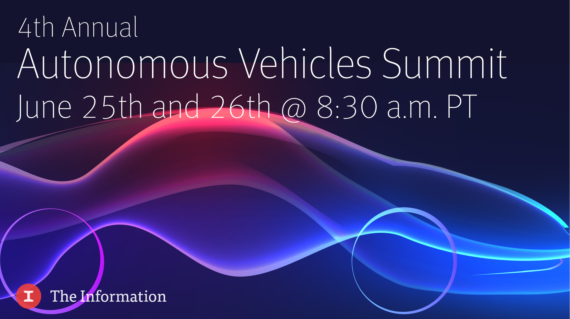 The Information's 2020 Autonomous Vehicles Summit - Day 2