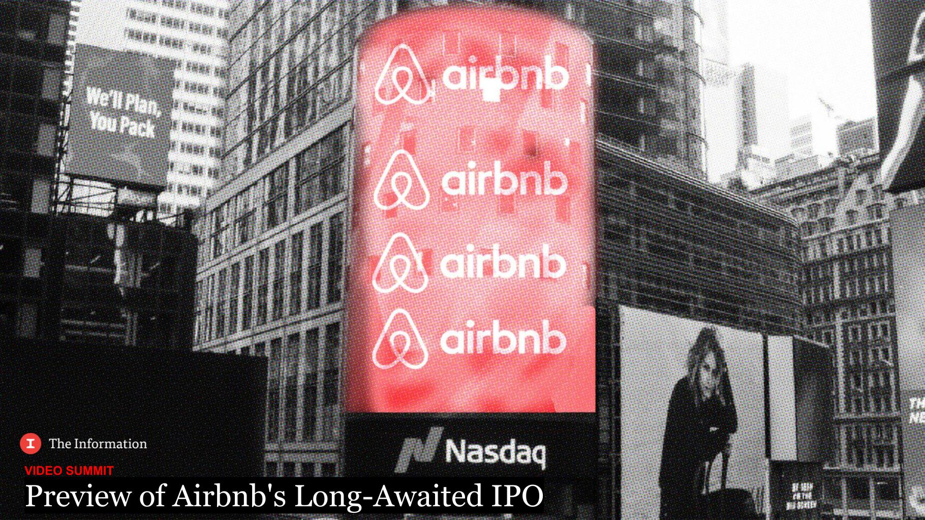 Preview of Airbnb's Long-Awaited IPO