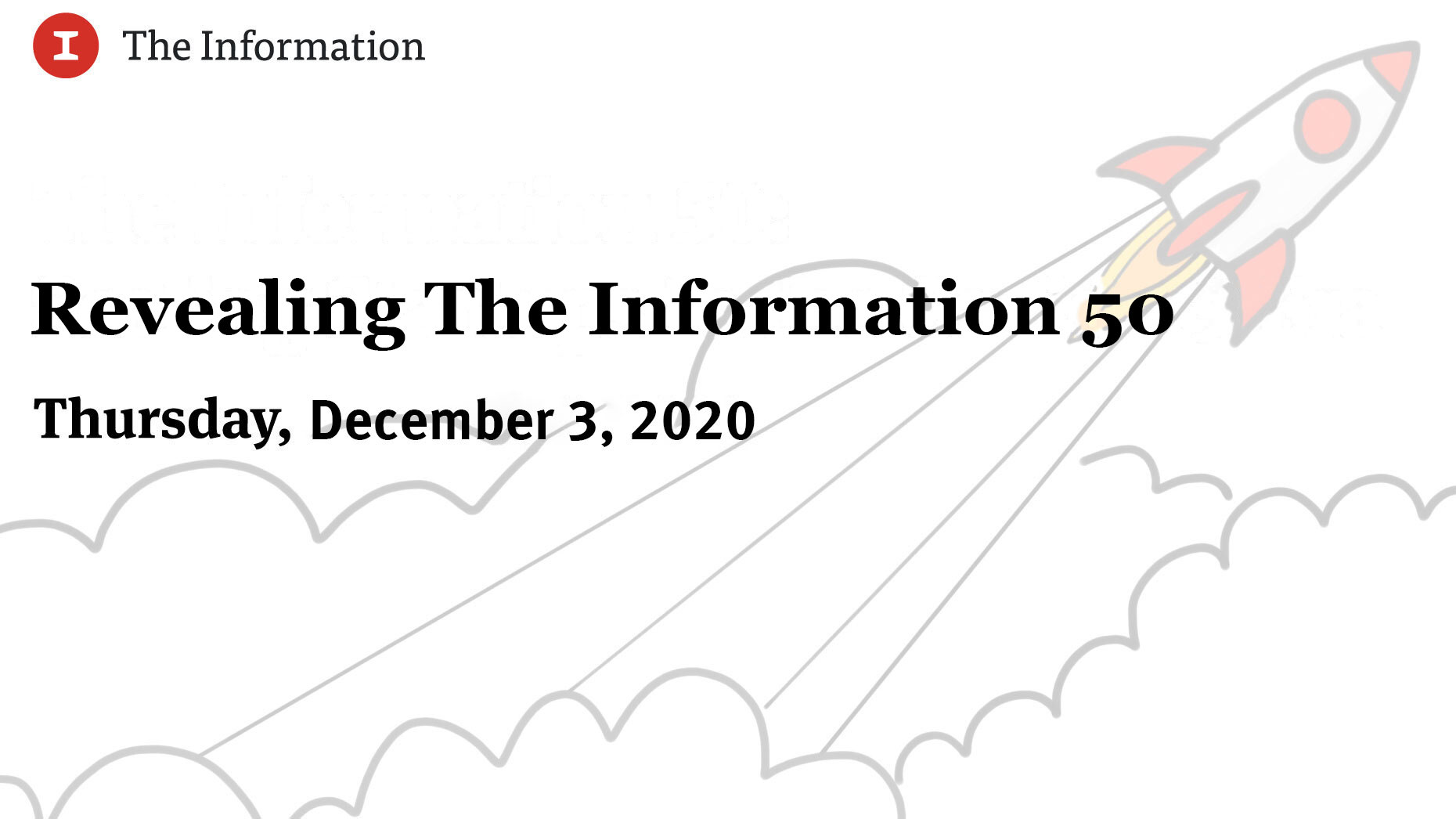 Revealing The Information 50