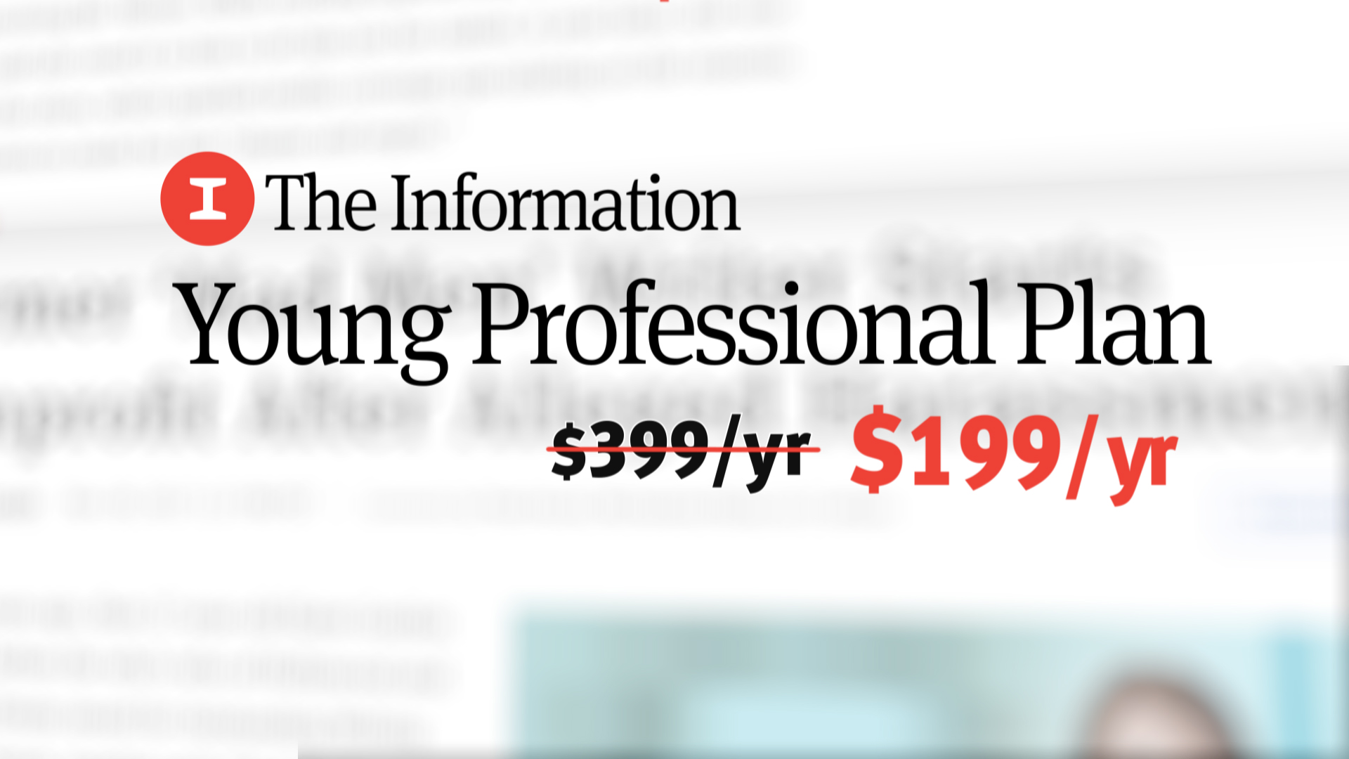 The Information Young Professional